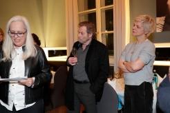Deutsche Akademie der Darstellenden Künste Preisverleihung Hörspiel des Jahres 2018 im Literaturhaus Frankfurt/Main