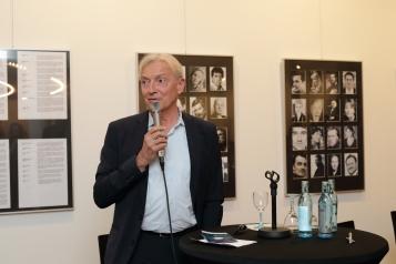 Präsident der Deutschen Akademie der Darstellenden Künste Hans-Jürgen Drescher