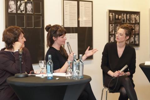 Regisseurin Franziska Autzen vom Thalia Theater